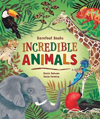 Incredible Animals by Dunia Rahwan