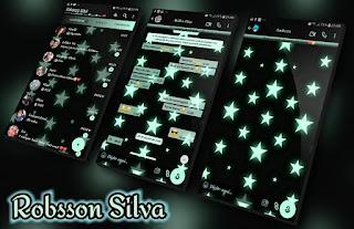 Star Black Theme For YOWhatsApp & Fouad WhatsApp By Robsson