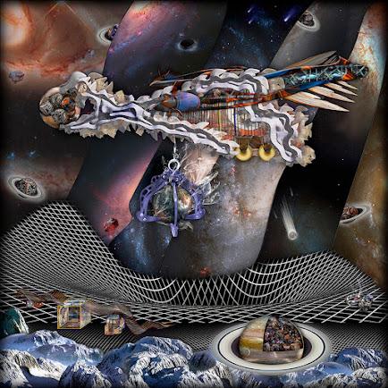 """""""Universo experiencial"""", obra presentada por Ramón Rivas (Rivismo / Spain)  en Geoje (Corea del Sur)"""