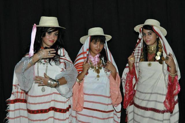 اللباس التقليدي جربة تونس