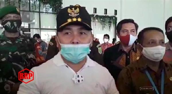 Gubernur Kalimantan Tengah Akui Jalan Eks Pertamina Adalah Aset Negara
