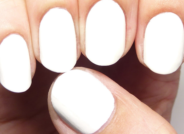 Anonymous Lacquer Blanca