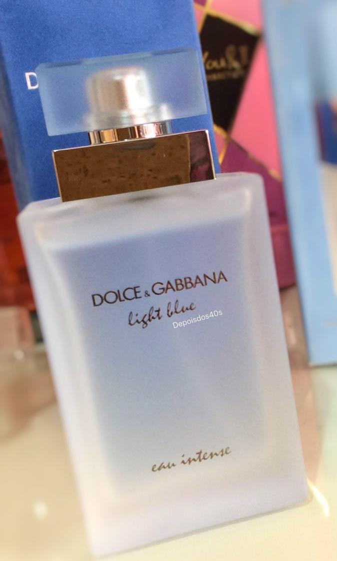 Um novo Dolce   Gabbana Light Blue nas vitrines... Tenho a certeza que  qualquer pessoa imagina na hora