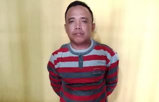 Ahmad Pelaku Penipuan Diamankan Polsek Tungkal Jaya