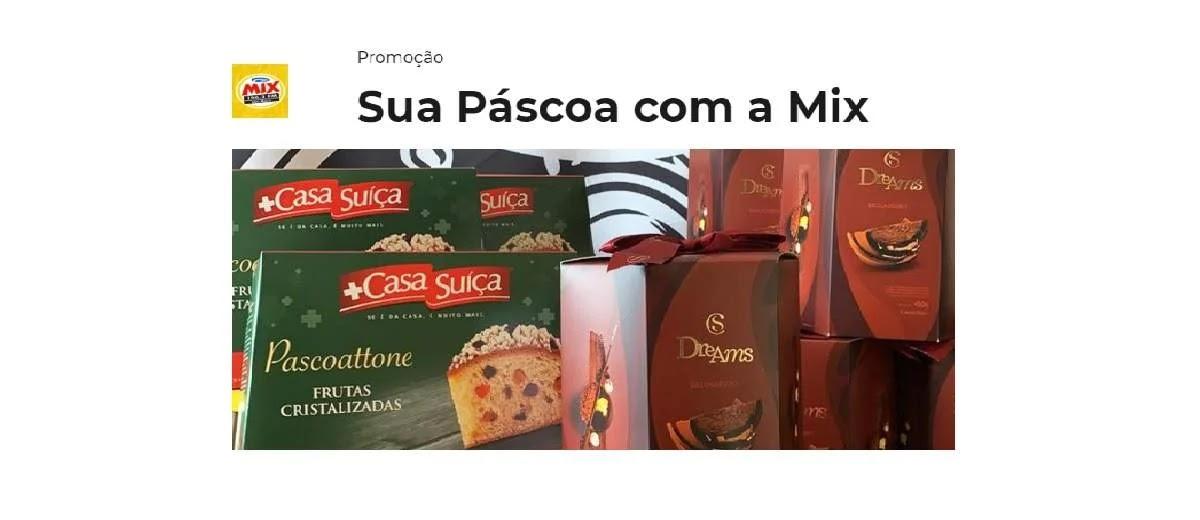 Promoção Rádio Mix Páscoa 2020 Ovos de Chocolate e Prêmios - Sua Páscoa com a Mix