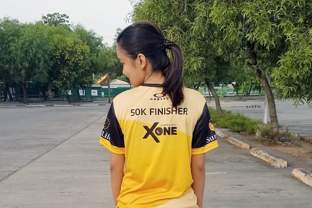 Sun Life Virtual Run Finisher