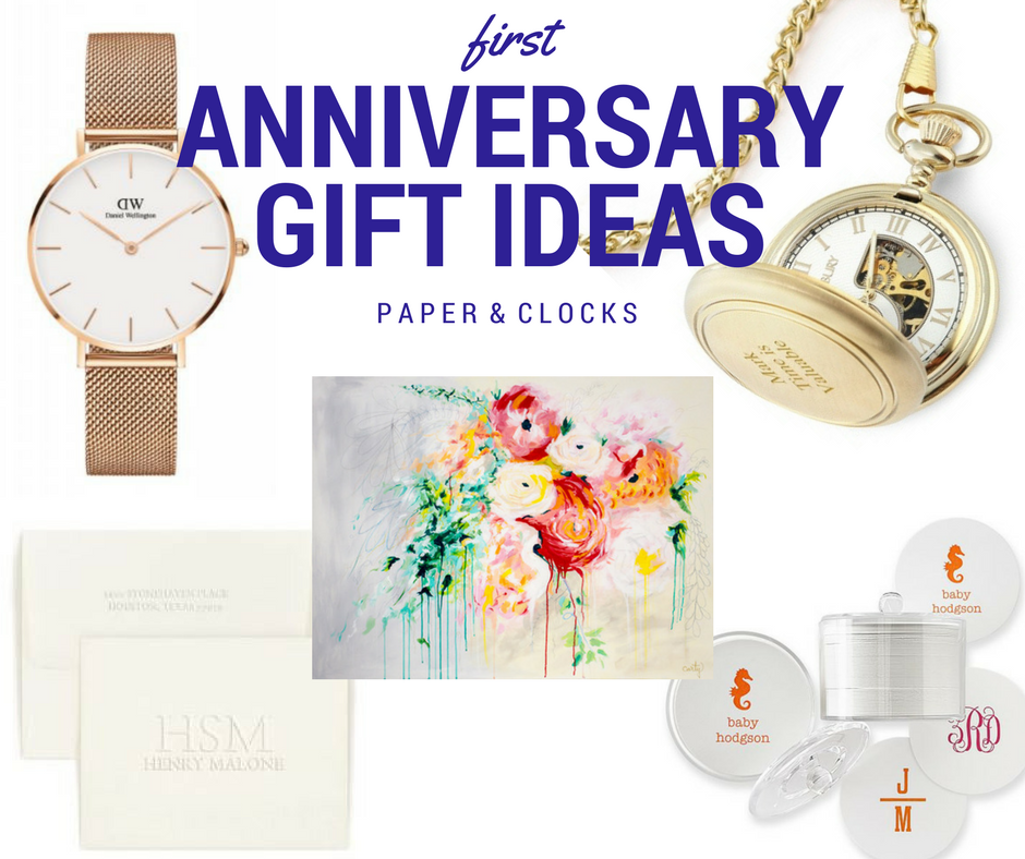 First Anniversary Gift Ideas Part - 35: I Am Having The Hardest Time Wrapping My Mind Around The Fact That Our First  Wedding Anniversary Is This Weekend. Itu0027s Come Up So Fast!