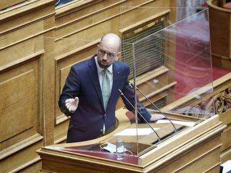 Κώστας Μπάρκας: Με βάση τα εθνικά ο κ. Σαμαράς απειλεί την κυβέρνηση Μητσοτάκη
