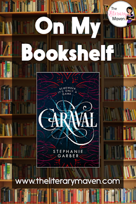 Caraval by Stephanie Garber is full of magical details that reminded me of Lewis Carroll's Through the Looking Glass and Alice's Adventures in Wonderland: dresses that are constantly changing shape and color, potions that take a day of your life, cards with messages that appear and disappear. The eclectic cast of characters were also reminiscent of Carroll's books. Read on for more of my review and ideas for classroom application.