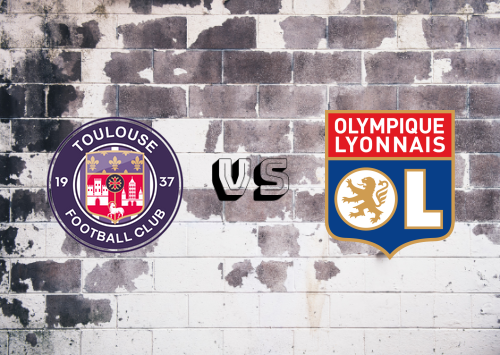 Toulouse vs Olympique Lyonnais  Resumen