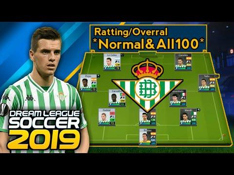 Dream League Soccer 2019 Real Betis Takım Yaması İndir