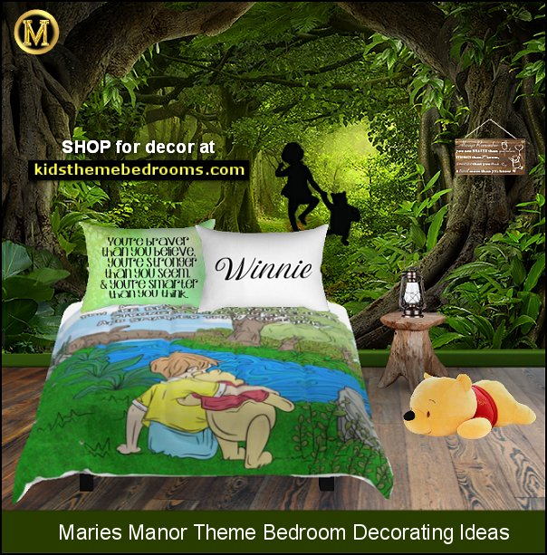 winnie the pooh bedroom decor winnie the pooh bedding winnie pillows pooh wall decals
