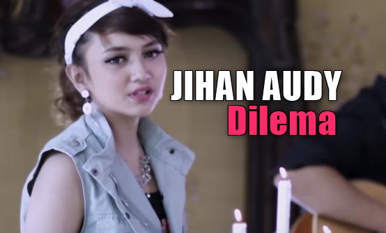 Download Lagu Jihan Audy - Dilema Mp3 Dangdut Koplo Terbaru 2018,Jihan Audy, Dangdut Koplo, 2018,