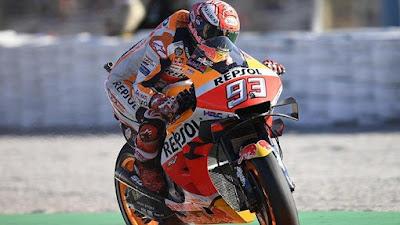 Jadwal Kualifikasi MotoGP Jerez Spanyol Hari Ini Sabtu 18/7/2020 dan Link Live Streaming Trans7