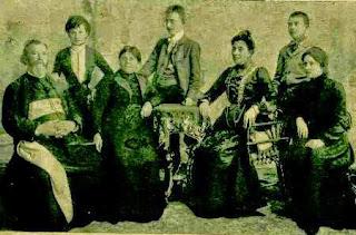 Familia poetului