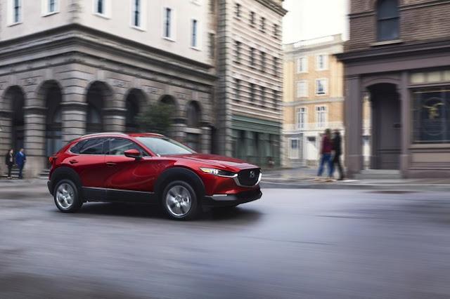 2020 Mazda CX-30: Inspiring The Road Ahead