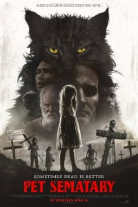 Pet Sematary 2019 Full Movies Download Hindi - Eng - Telugu - Tamil 480p BluRay