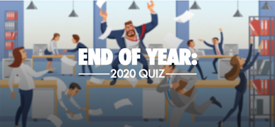 Quiz Diva End of Year: 2020 Quiz Answers