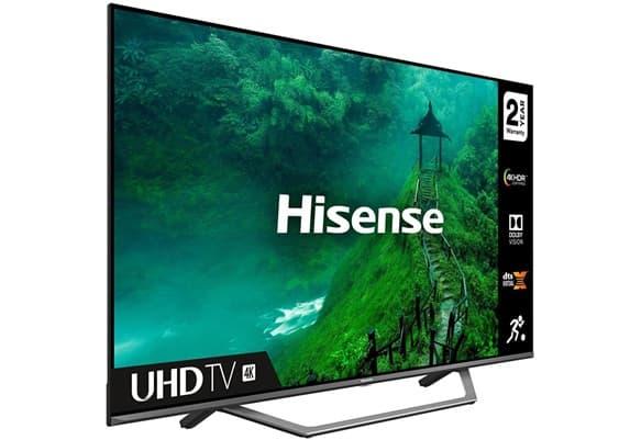 Hisense 43AE7400F UHD TV 2020: Smart TV 4K de 43'' con HDR Dolby Vision, sonido DTS Virtual-X y software VIDAA U 4.0