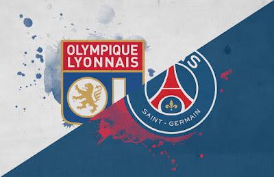 ليون ضد باريس سان جيرمان