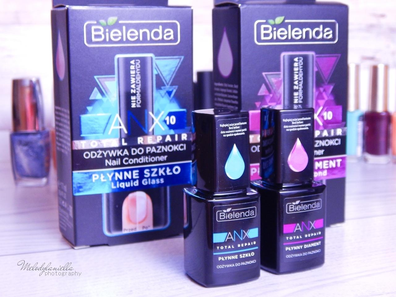 11 bielenda total repair odżywka płynne szkło płynny diament anx recenzja najlepsze odżywki serum do paznokci jak wzmocnić paznokcie french manicure