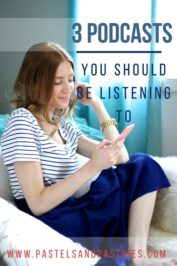 3 Podcasts for girl entrepreneurs, creatives and bloggers