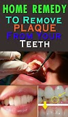 4 Mixtures That Completely Remove Plaque From Your Teeth