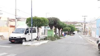 Em Picuí, secretaria de Infraestrutura realiza uma série de serviços de interesse comunitário