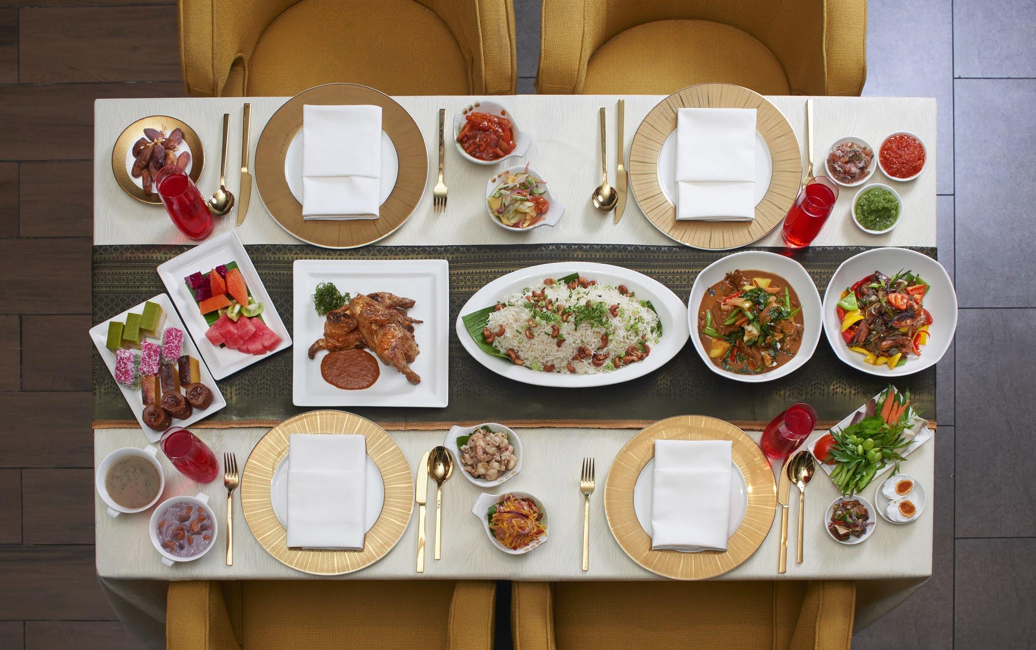 sheraton petaling jaya hotel: ramadan 2021 takeaways, deliveries & buffets