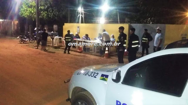 Blitz da Lei Seca aborda mais de 120 motoristas em dois dias de operação em Guajará-Mirim