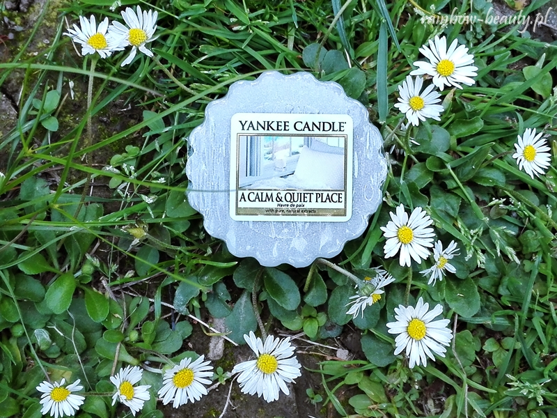 A Calm & Quiet Place - Yankee Candle