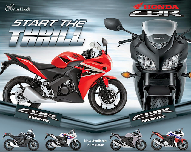 honda-CBR-Series-Pakistan