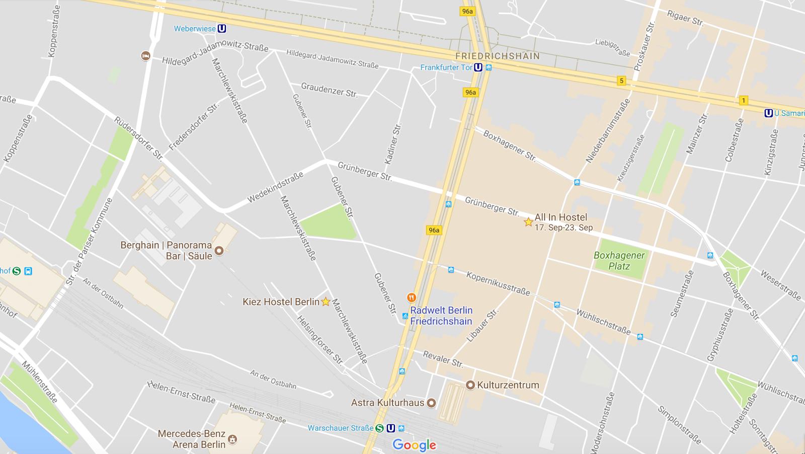 Gutter møtes berlin