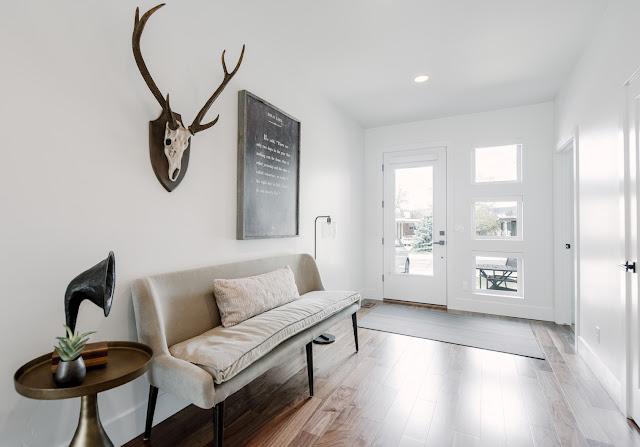 Penataan ruang rumah minimalis