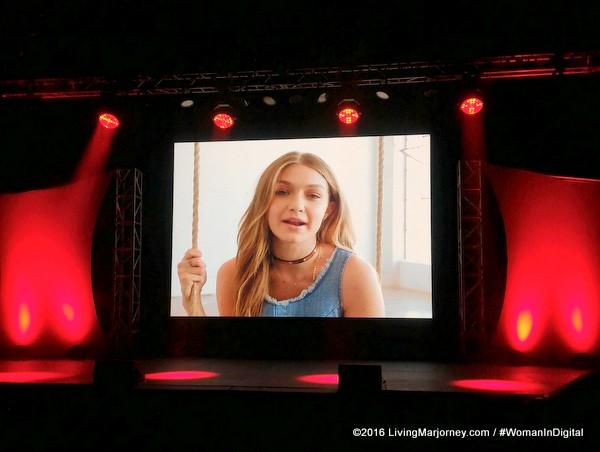 Gigi Hadid, the newest face of Penshoppe