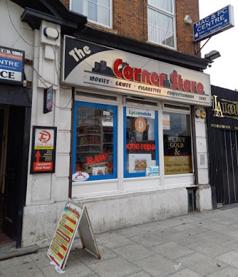 The Corner Store in Manchester