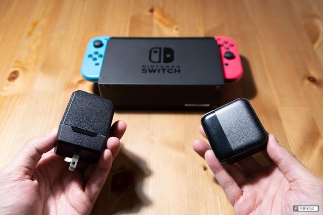 【開箱】Switch 主機底座再次進化,電玩酒吧 GAME'NIR DOCK CHARGER 3 - 小孩子才做選擇,大叔全都有了...