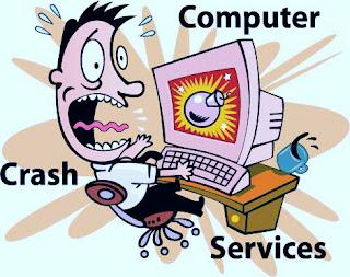 Penyebab Komputer Mati Total atau Crash