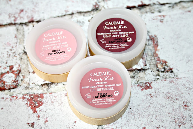 Caudalie French Kiss Balms