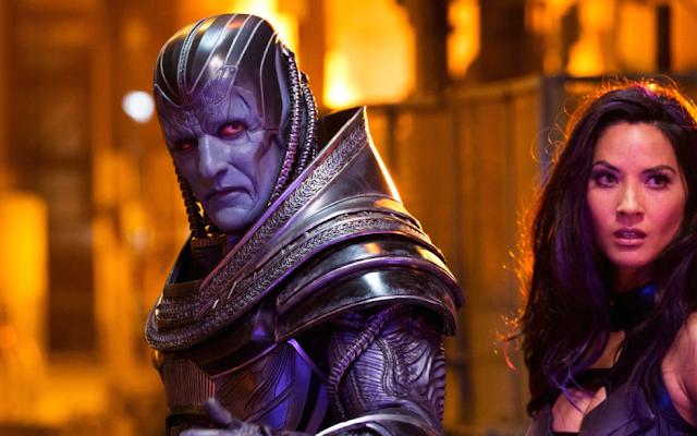 Oscar Isaac as Apocalypse aka En Sabah Nur in X-Men: Apocalypse