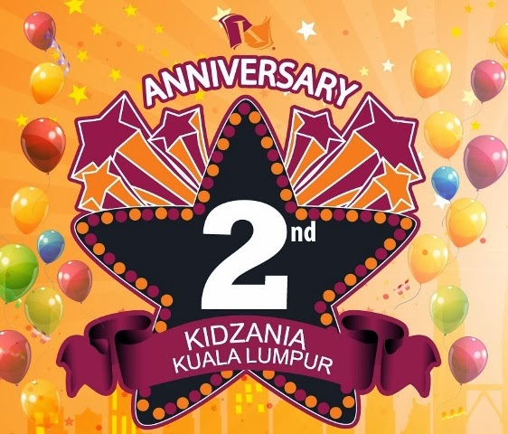 KidZania Kuala Lumpur 2nd Anniversary Party, Kids Enter For Free, KidZania KL 2nd Anniversary Party