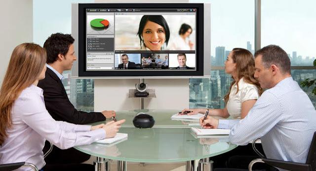 Komponen Pendukung Komunikasi Daring
