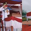 Bupati Kerinci Adirozal Pimpin Upacara Peringatan HUT ke-76 Kemerdekaan RI