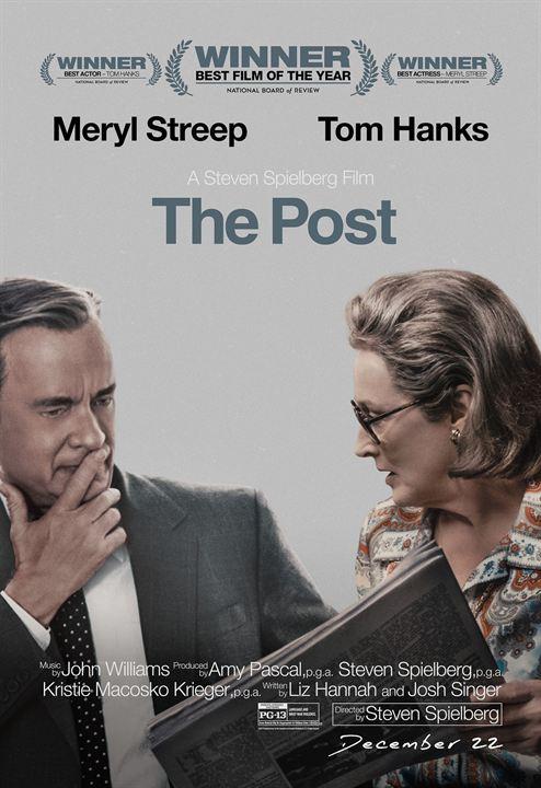 Netflix | The post - A guerra secreta
