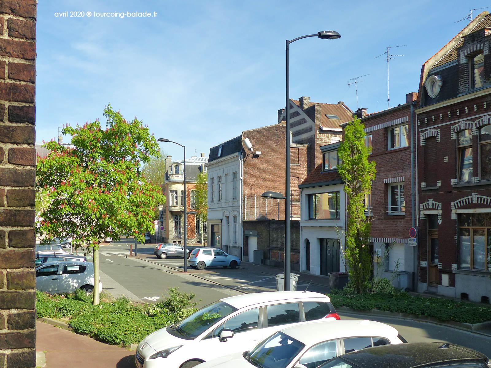 CMP Tourcoing Mouvaux, rue Saint-Vincent de Paul, Tourcoing