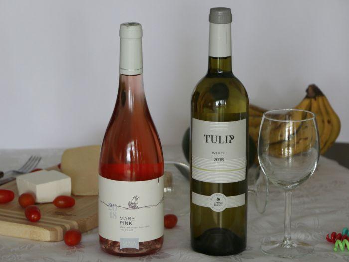 יינות לשבועות – וויט טוליפ ומארה פינק 2018