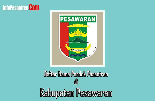 Pondok Pesantren di Kabupaten Pesawaran