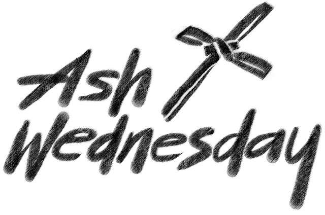 Ash Wednesday Clipart 1
