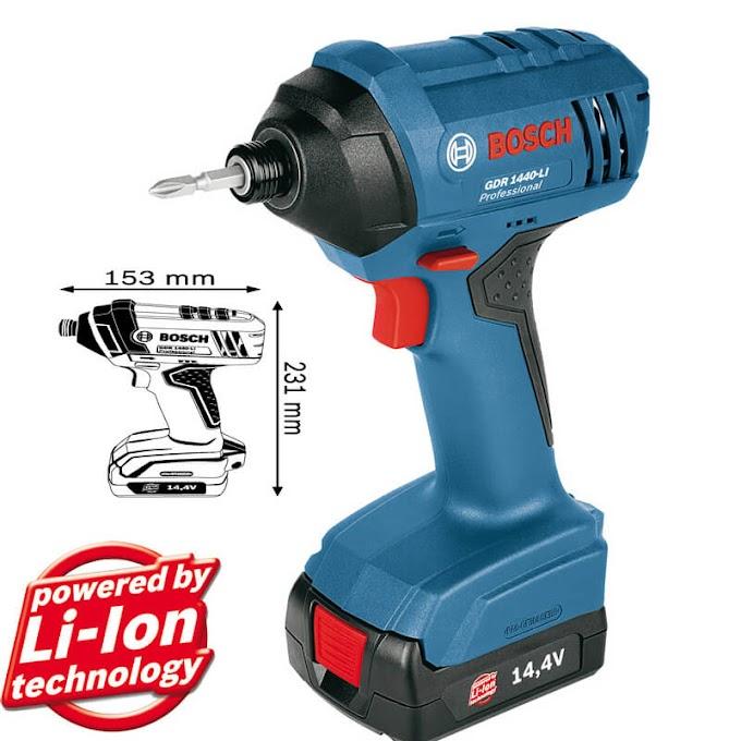 Máy Khoan Pin Vặn Vít Bosch GDR 1440-LI