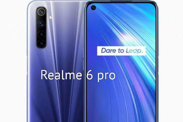 realme 6 pro mobile price in india